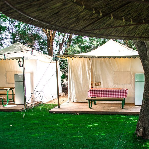 אוהלים ממוזגים